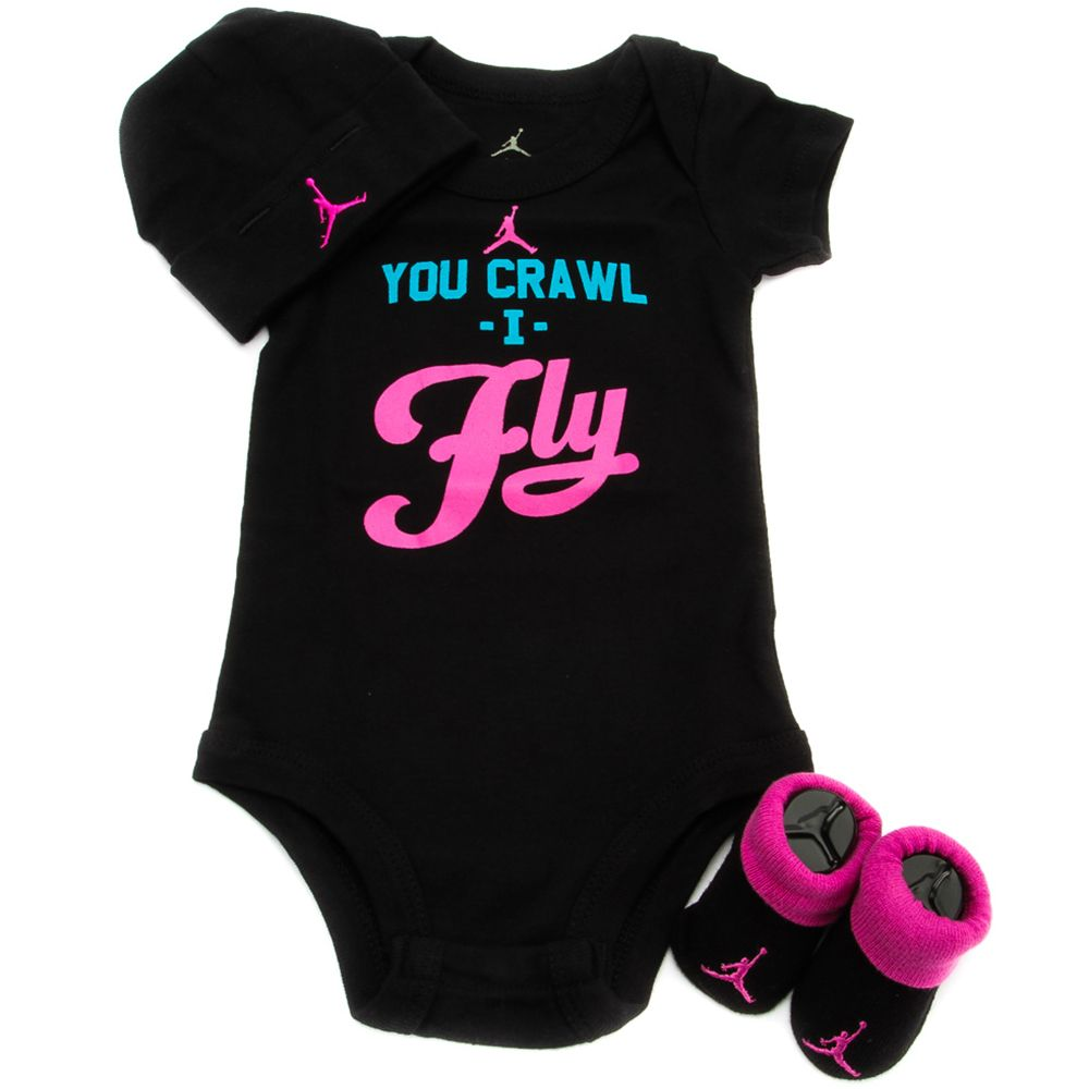 Baby Girl Jordan Clothes Enchanting Baby Girl Jordans Shoes  Google Search  Baby Girls Outfitsbottles Inspiration