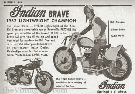 1000 Words Worth Bonneville 1953 Classic And Custom Motorcycle Sport Forum