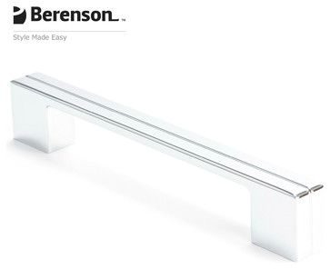 9204 1026 P Polished Chrome Cabinet Pull By Berenson Modern And