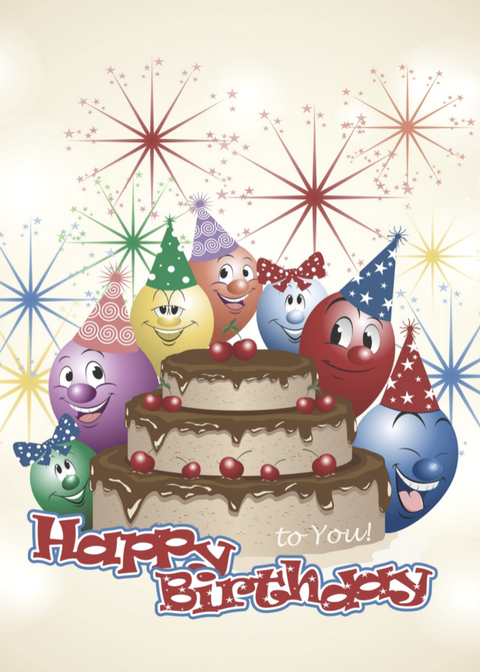 Kids Free Printable Birthday Card Christian Birthday Cards