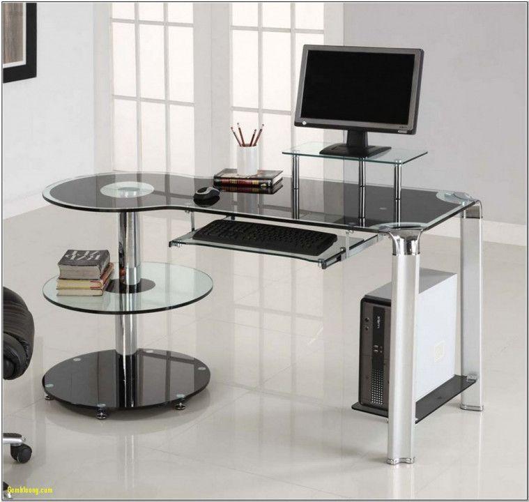 Office Max Computer Desks Diy Stand Up Desk Escritorio De Vidrio Escritorios Oficinas