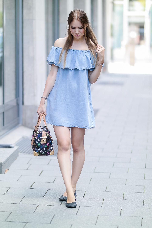 Off Shoulder Off KleidBlogger Off Off Shoulder KleidBlogger KleidBlogger Shoulder f7gvIYymb6