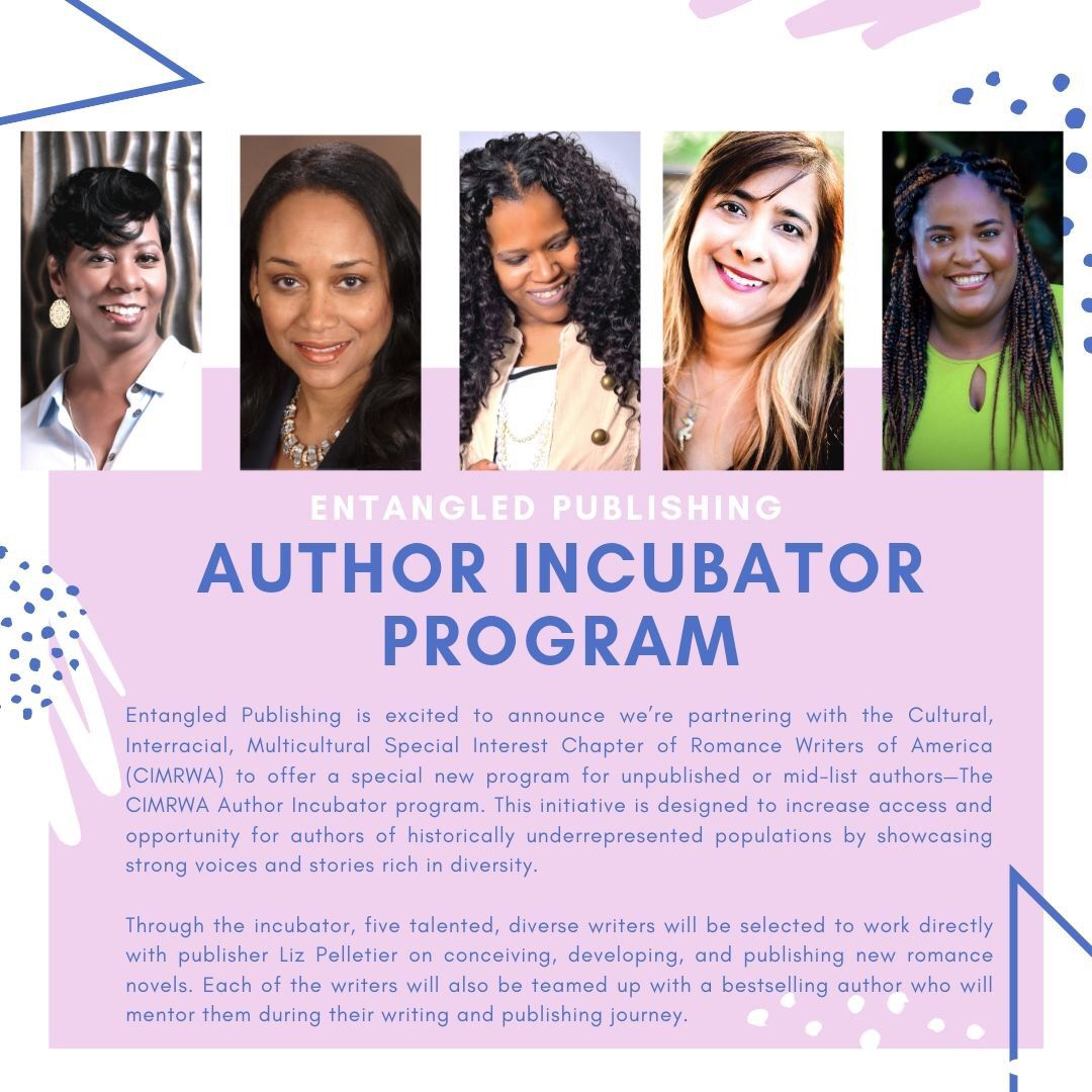 CIMRWA Author Incubator