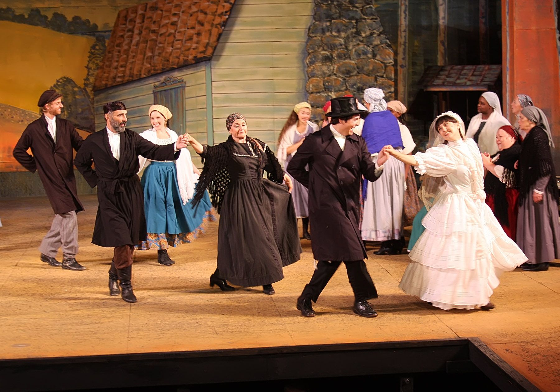 Fiddler On The Roof Wedding Scene Google Search