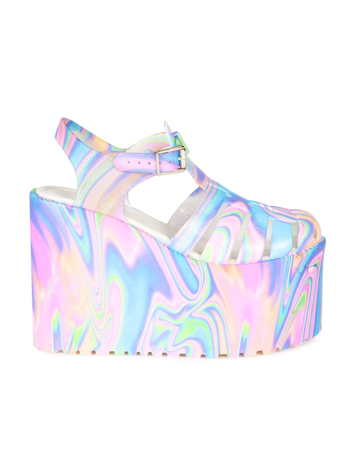 Unif | hella jelly platforms | The christmas, Platform and ...