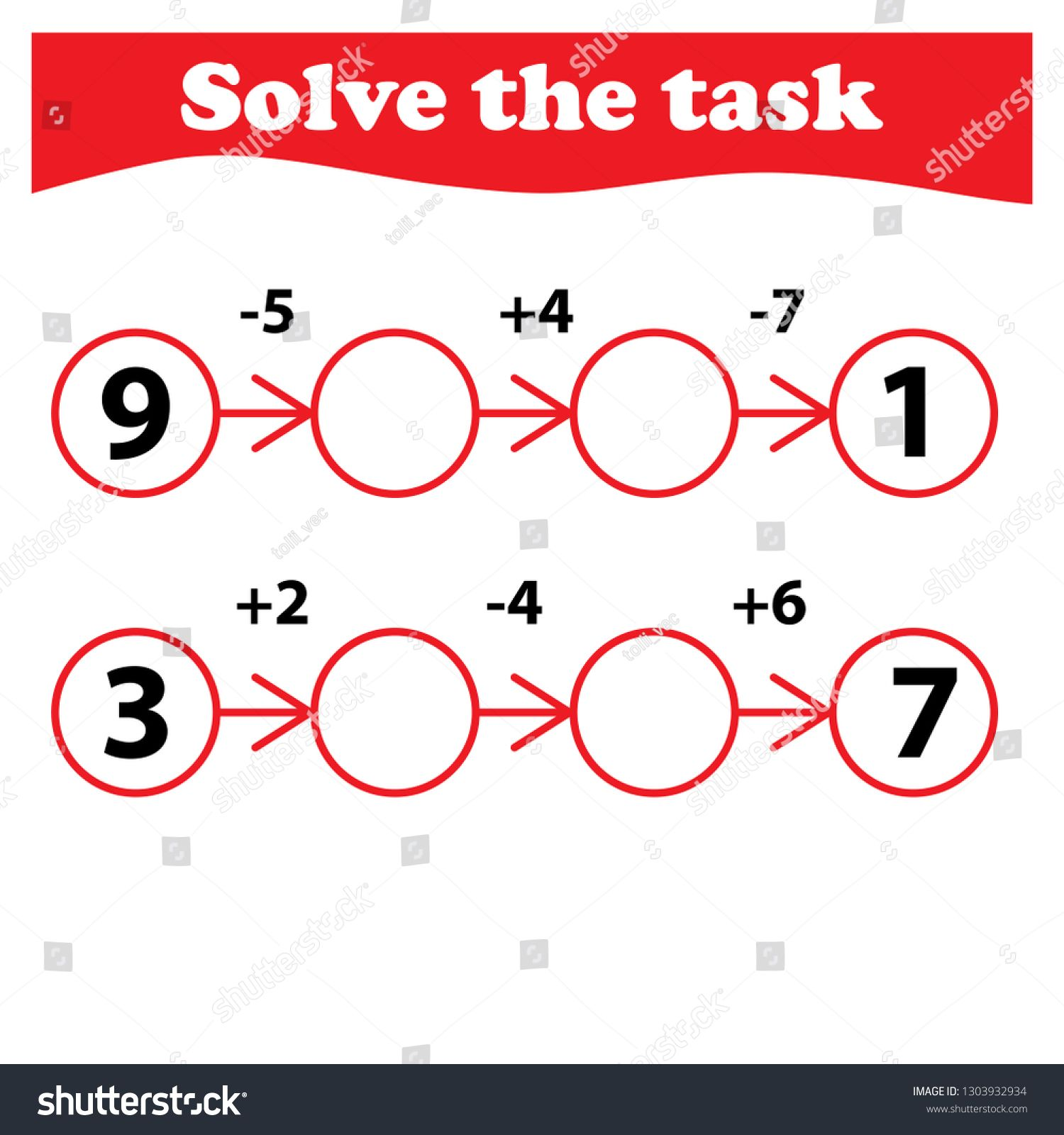 Worksheet Mathematical Puzzle Game Learning Mathematics Tasks For Addition For Preschool Children W Learning Mathematics Mathematics Worksheets Mathematics [ 1600 x 1500 Pixel ]