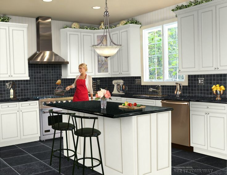 Kitchen Designs  Seeityourway #kitchen Design Challenge Glamorous Designer Kitchen Ideas Review