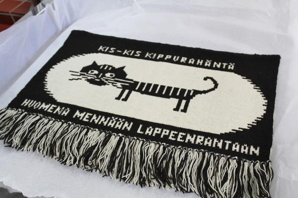 Täkänä Research Trip | PART FIVE | Inside the Lappeenranta Museum's ar | Laura Spring