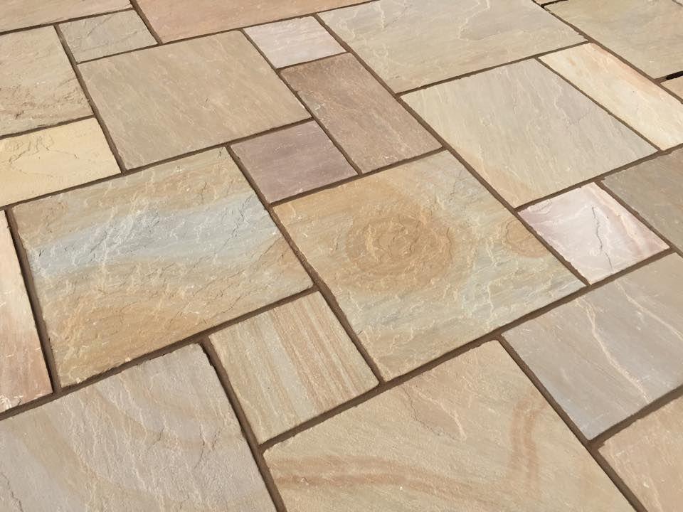Ethan Mason Paving, Garden Design, Modac Paving Slabs, Natural Stone,  Sandstone,