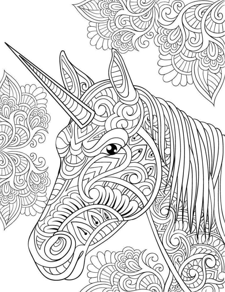 Coloring Rocks Horse Coloring Pages Unicorn Coloring Pages Pattern Coloring Pages