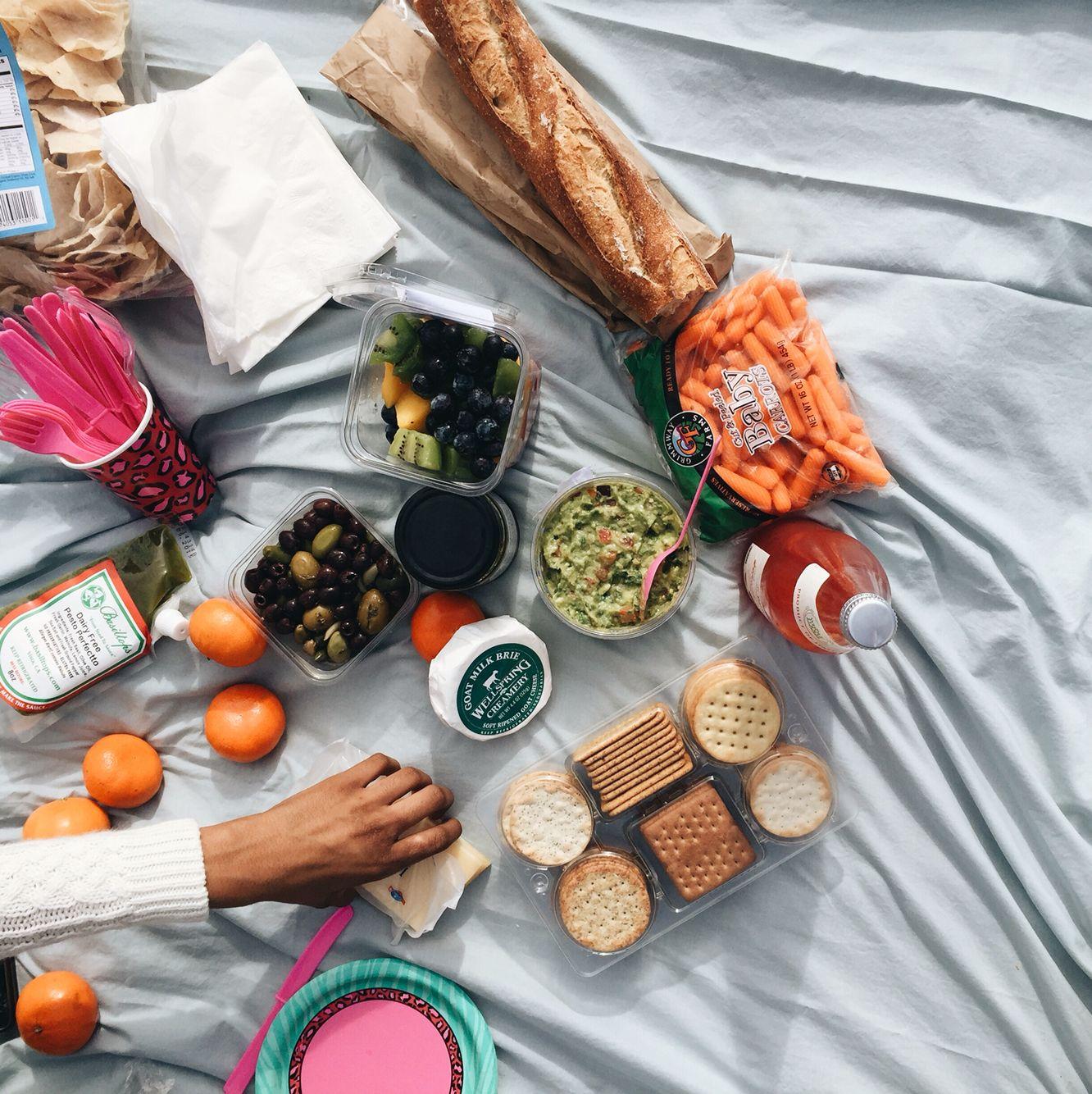 Missing summer picnics