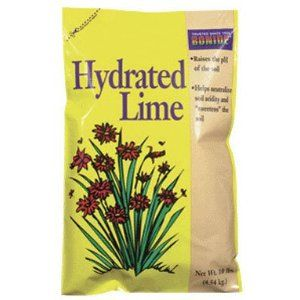 Bonide Product 97980 Bonide Hydrated Lime 10lb Quickly Raises
