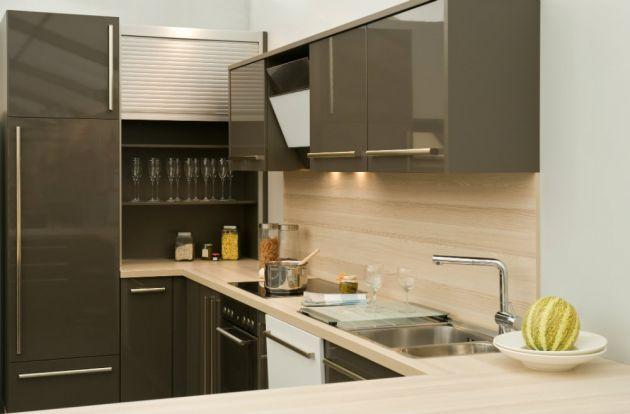 Consejos para la decoración de cocinas minimalistas Decoración de - cocinas pequeas minimalistas