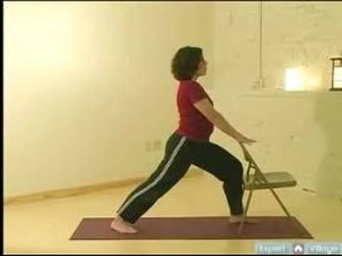 yoga lessons for the overweight  how to do lunges yoga