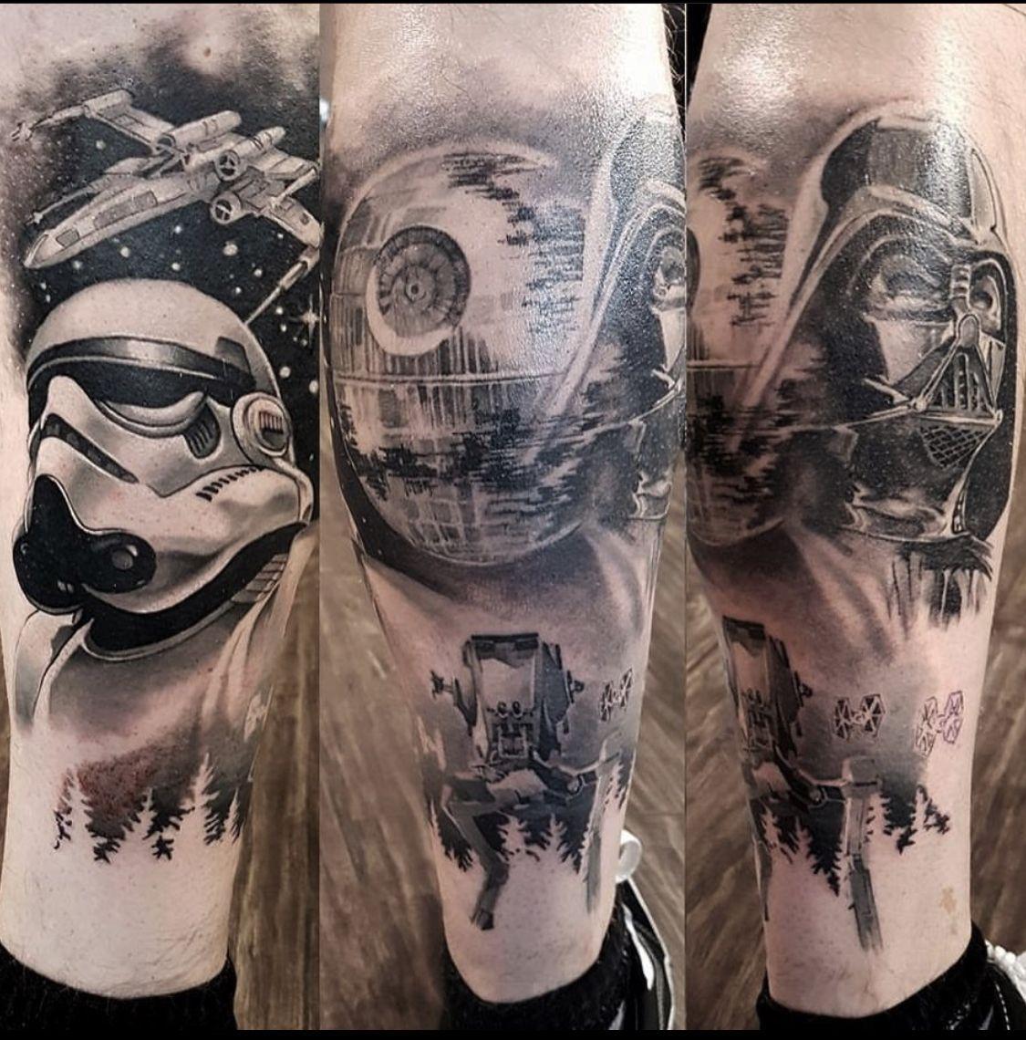 Vivid Ink Tattoo Shop Sutton Coldifeld in 2020 Star wars