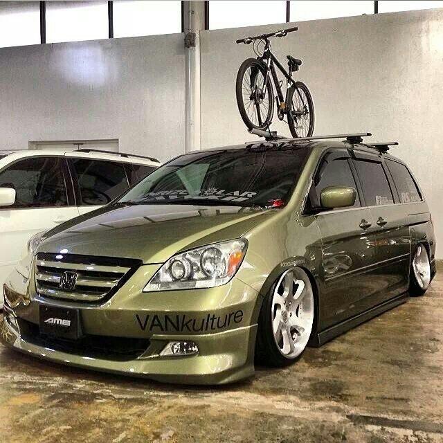Honda Odyssey, Honda Van, Mini Van