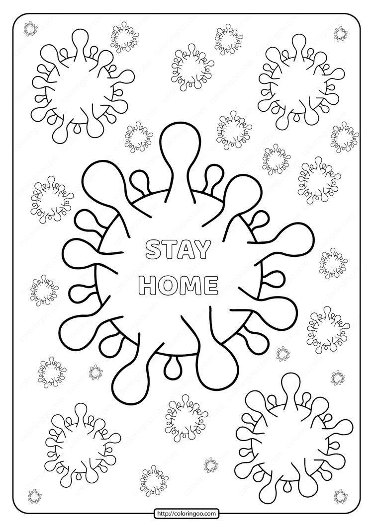 Free Hand Washing Coloring Pages Kids Activities Buku Mewarnai Kegiatan Sekolah Keterampilan Motorik Halus