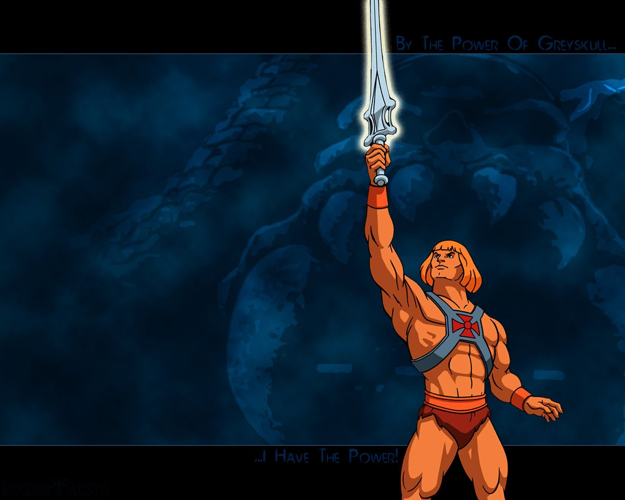 Abnormal Traffic Detected Man Wallpaper Masters Of The Universe Man