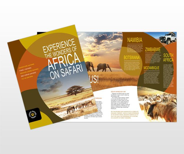 Brochure Layout Brochure ideas Pinterest Brochures, Logos - vacation brochure template