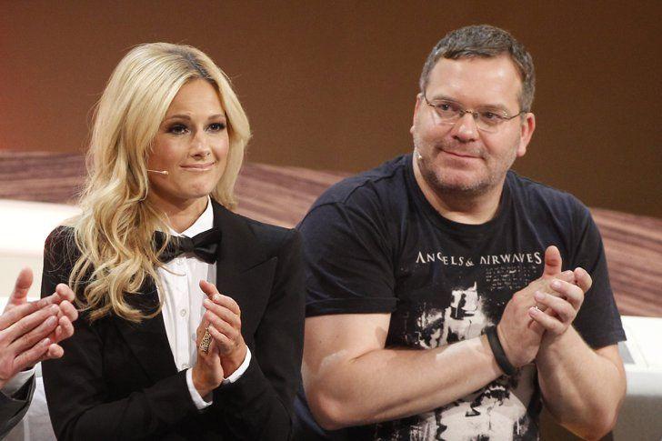 Pin for Later: 40 Stars, die auch nicht genug von Helene Fischer bekommen Mit Elton