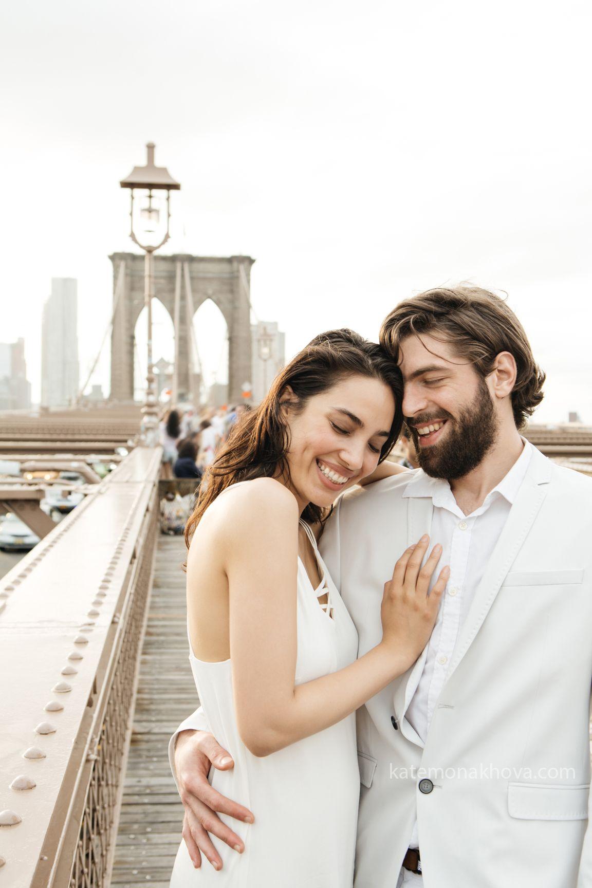 NYC wedding , Brooklyn Bridge Destination Wedding and Lifestyle photographer in Toronto , katemonakhova.com