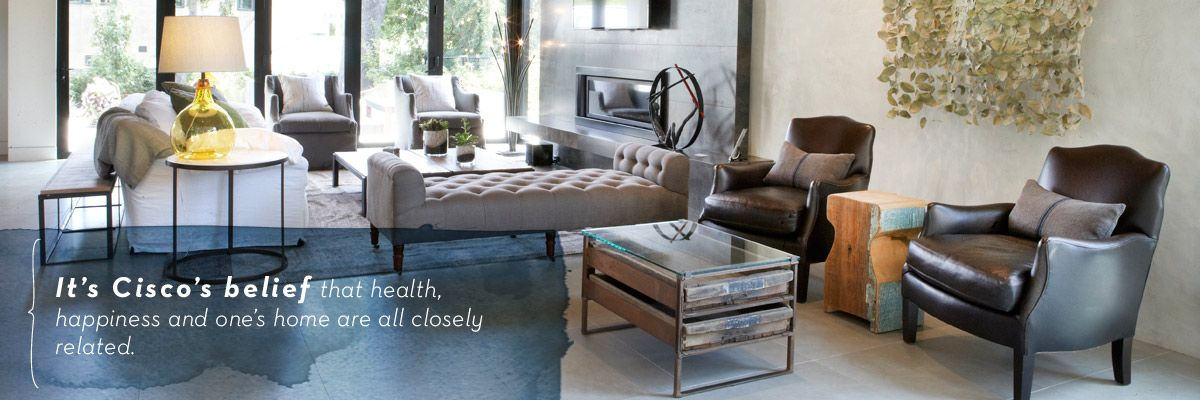 Cisco Home: Sustainable Furniture, Eco Friendly Furniture, Green Furniture,  Eco