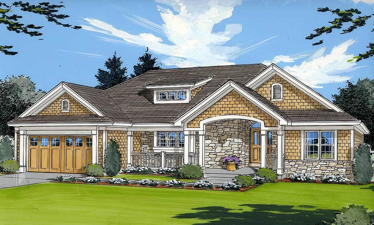 Plan st inviting atmosphere architectural design house plans