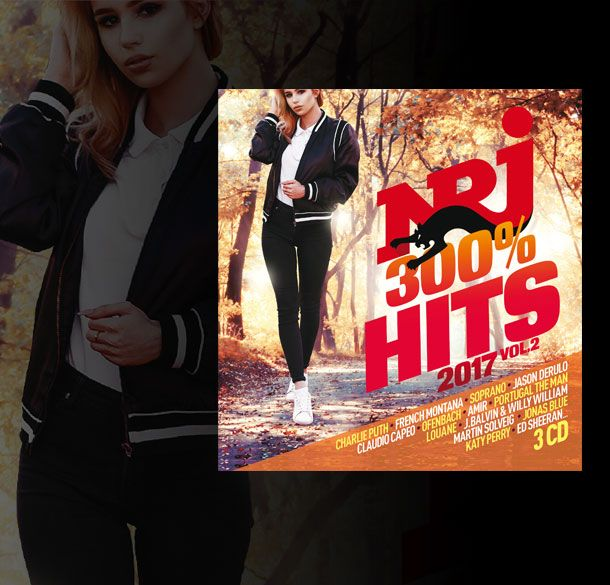 Nrj 300 Hits 2017 Vol 2 Louane Carte