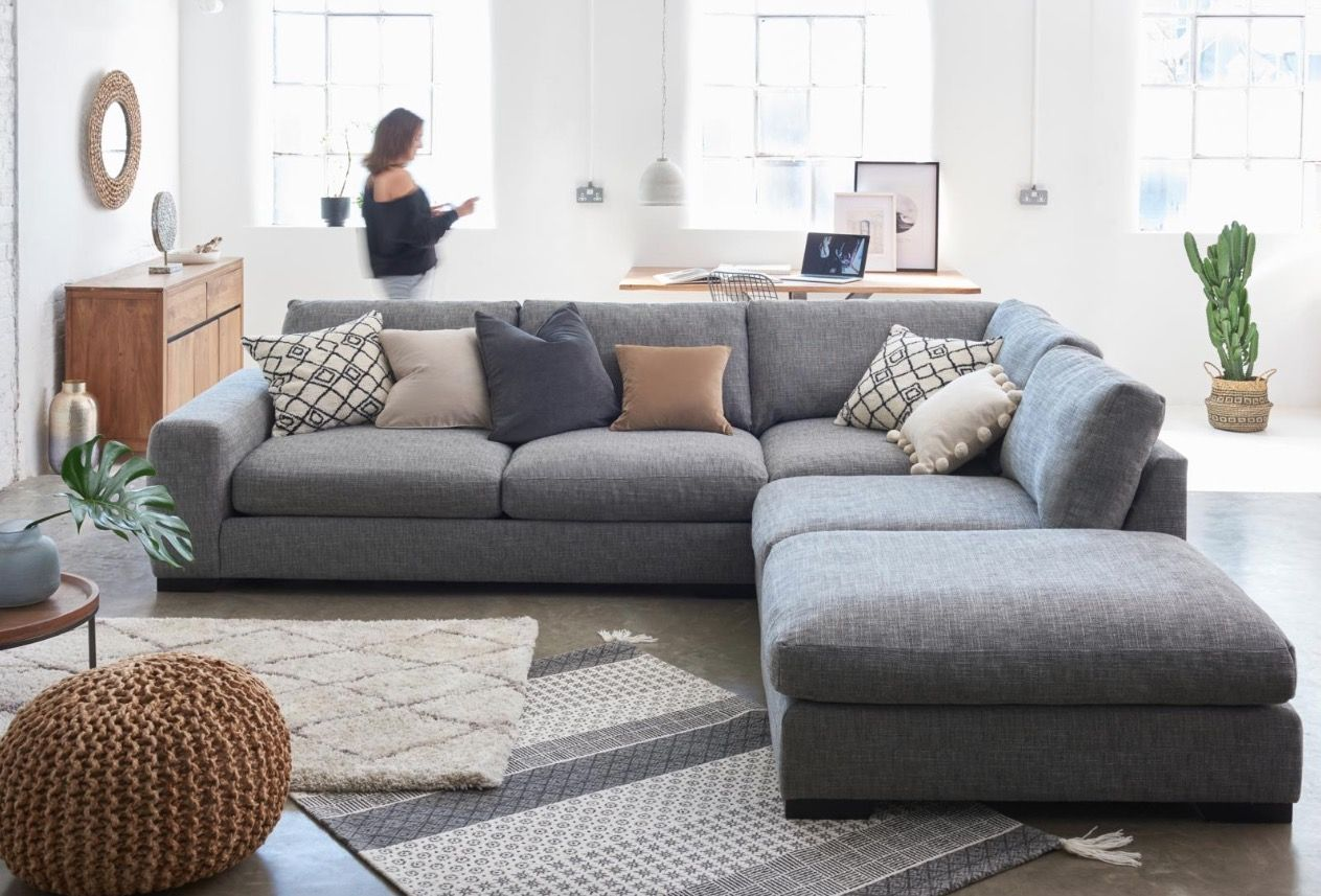 Super squidge corner sofa in 2020 Corner sofa uk, Corner