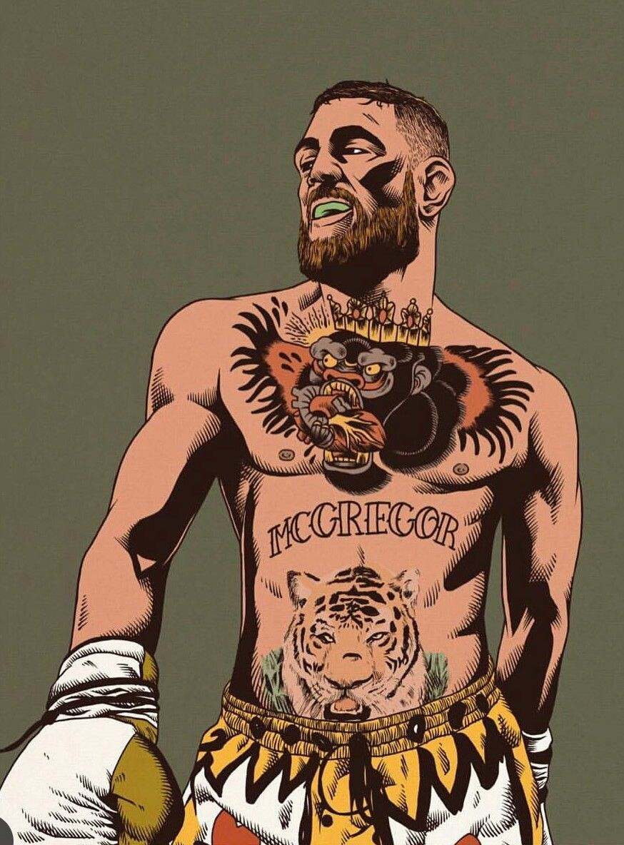 aa554b73493 TheNotorious Conor Mcgregor Wallpaper