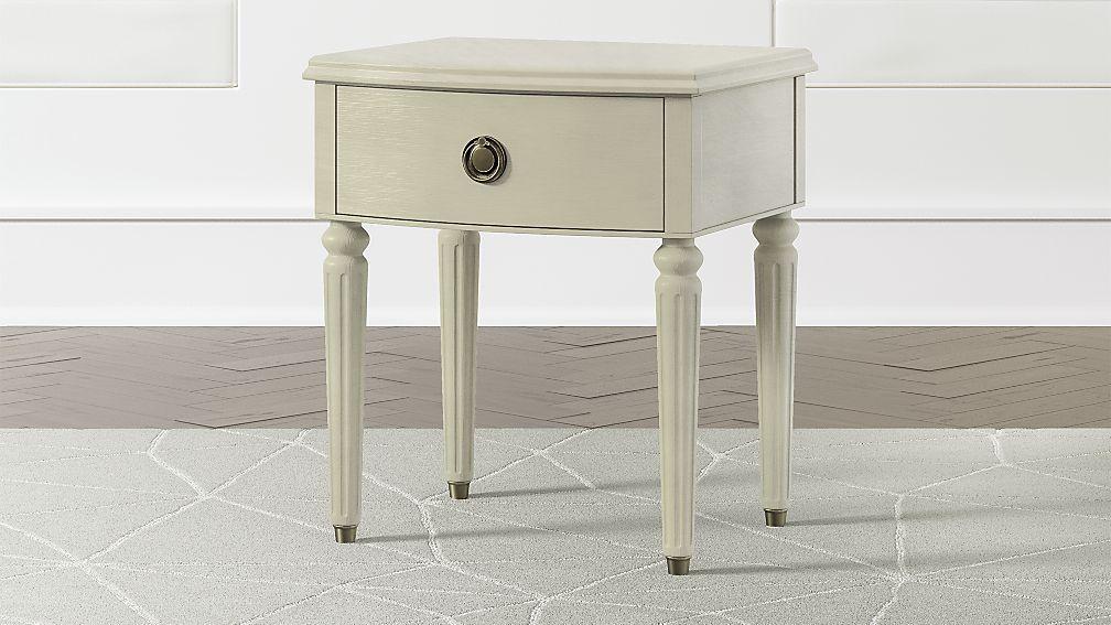 Kids Gustavian Nightstand Nightstand Gustavian Furniture