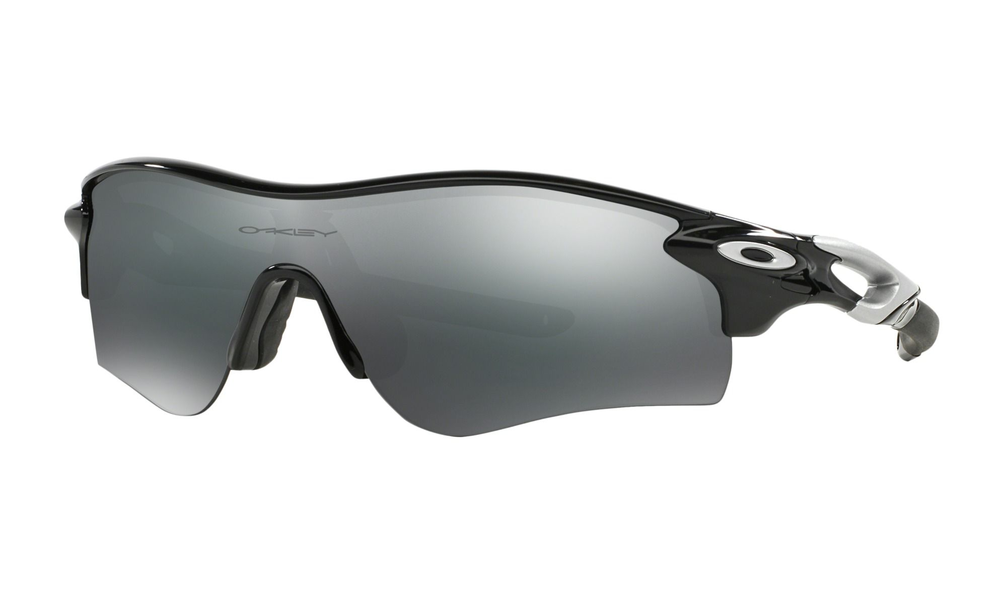 RadarLock® Path® Polished Black / BLACK IRIDIUM Oakley