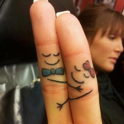 Small tattoo