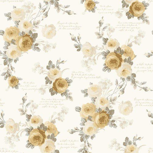 York Wallcoverings MH1527 Joanna Gaines Magnolia Home