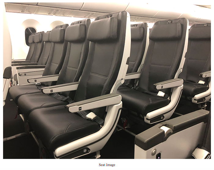 ZIPAIR's Surprising 787 Interiors Revealed One Mile at a