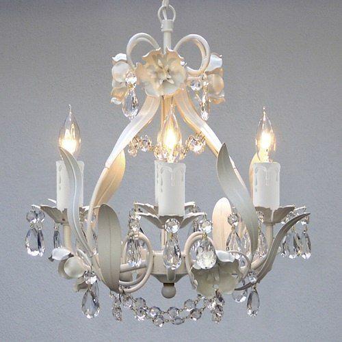 Gorgeous And Inexpensive Bedroom Chandelier Under 100 Shabby Chic Kronleuchter Kronleuchter Kristall Blumen Kronleuchter