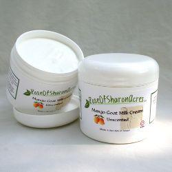 Mango Butter Goat Milk Cream