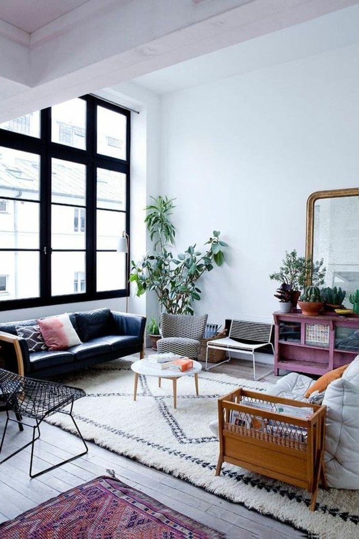 Dans Le Salon 56 idées comment décorer son appartement! voyez les propositions des