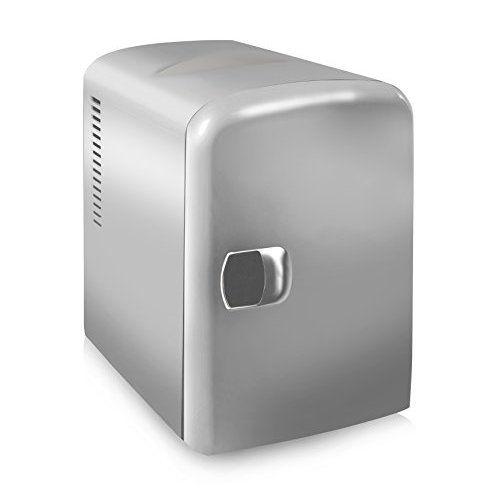 Rosenstein & Söhne Dosenkühlschrank: Mobiler Mini-Kühlschrank mit ...