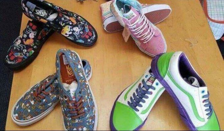 Vans Toy Story Woody Moda casual