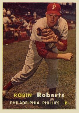 1957 Roberts Baseball Cards Baseball Card Values
