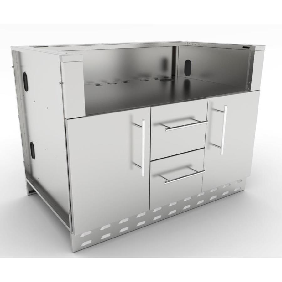 Sunstone Modular Outdoor Kitchen Designer Series Modular Cabinet Lowes Com In 2020 Modular Outdoor Kitchens Base Cabinets Outdoor Kitchen Cabinets
