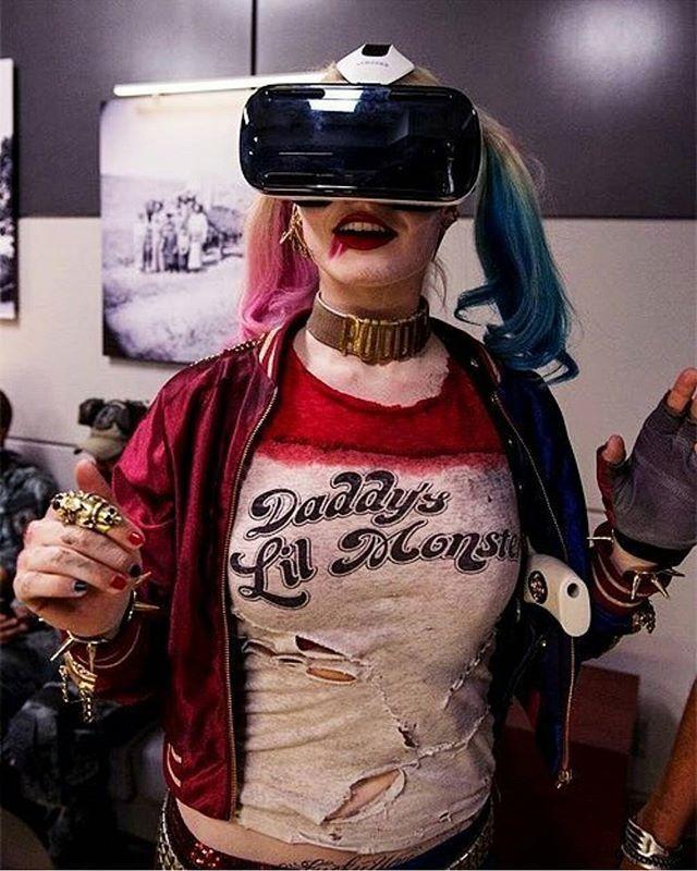 Peta Jensen Virtual Reality