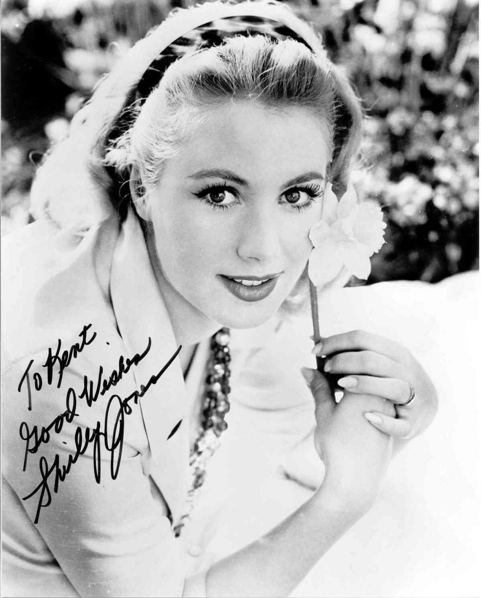 shirley jones - the face   screen sirens - the face, the body