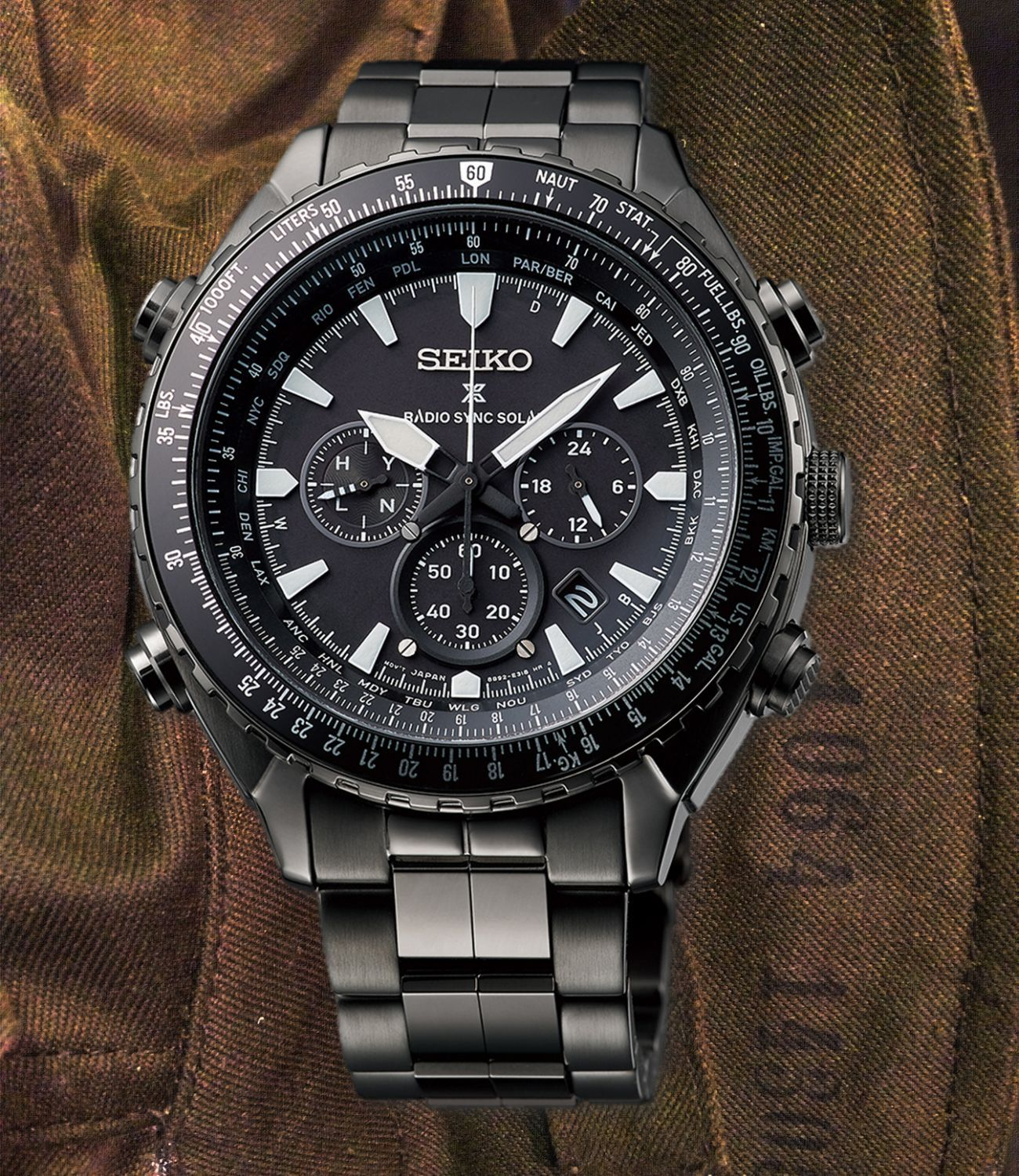 casio and seiko solar gadgets chronograph best tech powered in power watches