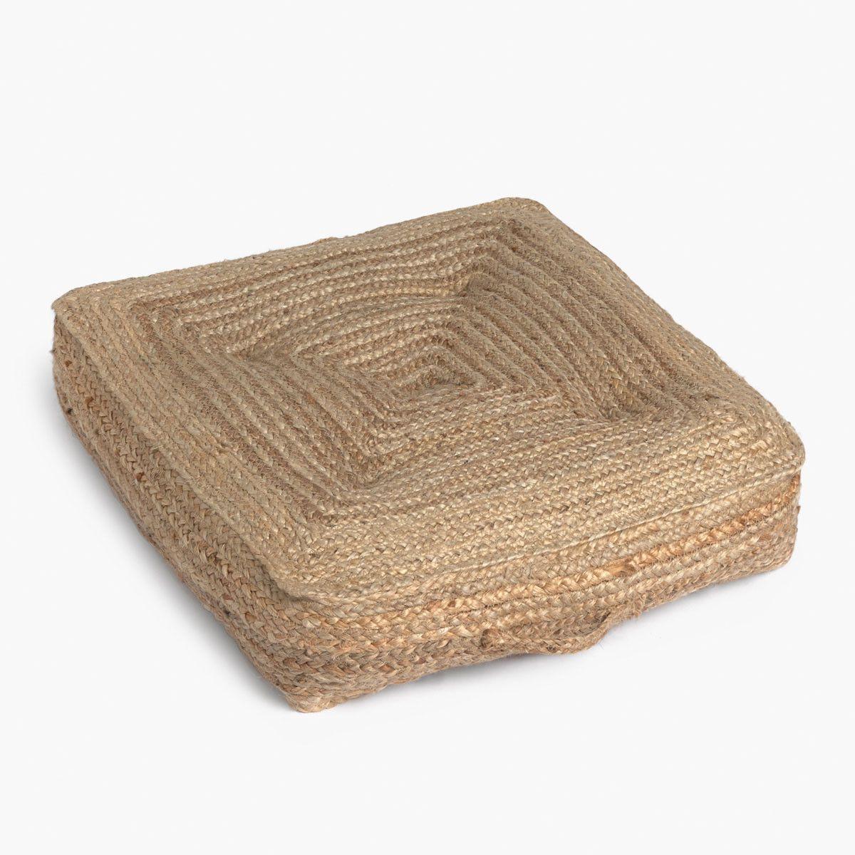 Exclusivo cojín de suelo acolchado. Ideal para colocar en el