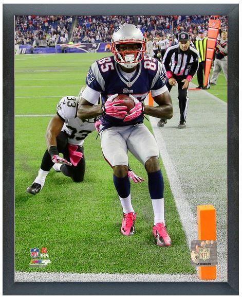 Kenbrell Thompkins Ne Patriots Game Winning Touchdown Sunday 10 13 13 Vs Saints