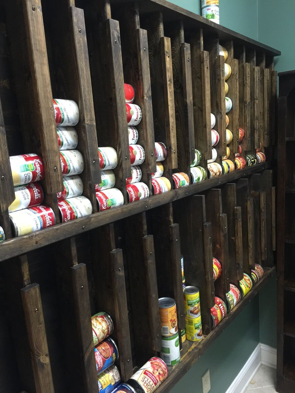 can rotation system pantry storage decor home decor on do it yourself kitchen organization id=46396