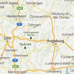 Map Of Germany Memmingen.Munich Germany To Rothenburg Ob Der Tauber Germany Google Maps
