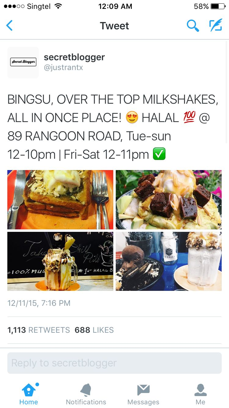Pin By Kim Hoe On Sg Food Finds Bingsu Halal Food